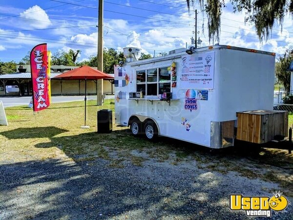 2015 All-purpose Food Trailer Florida for Sale