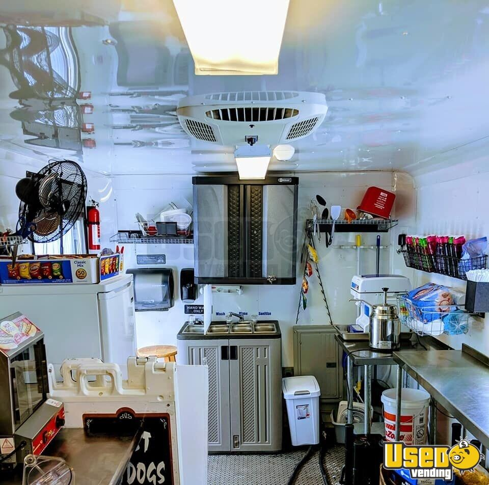 2015 All-purpose Food Trailer Generator Florida for Sale - 5