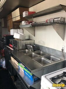 2015 Armos Step Van All-purpose Food Truck All-purpose Food Truck Backup Camera Kentucky Gas Engine for Sale