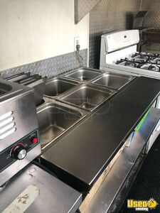 2015 Armos Step Van All-purpose Food Truck All-purpose Food Truck Propane Tank Kentucky Gas Engine for Sale