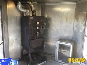 2015 Barbecue Concession Trailer Barbecue Food Trailer Bbq Smoker South Carolina for Sale
