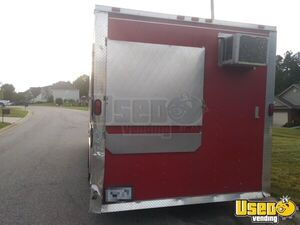 2015 Barbecue Concession Trailer Barbecue Food Trailer Insulated Walls South Carolina for Sale