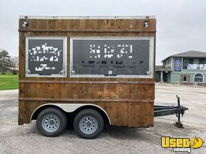 2015 Beverage Concession Trailer Beverage - Coffee Trailer Concession Window Texas for Sale