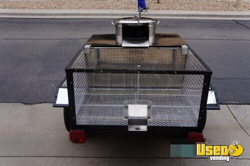 2015 Built By Me, Diamond Plated Steel Kc Trailer Cart 3 Colorado for Sale - 3