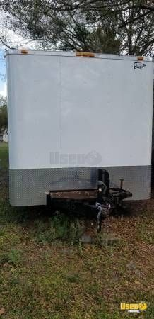 2015 Cajun Barbecue Food Trailer Bbq Smoker Florida for Sale