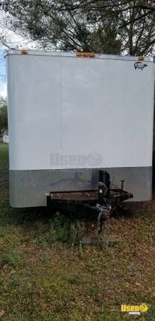 2015 Cajun Barbecue Food Trailer Bbq Smoker Florida for Sale - 4