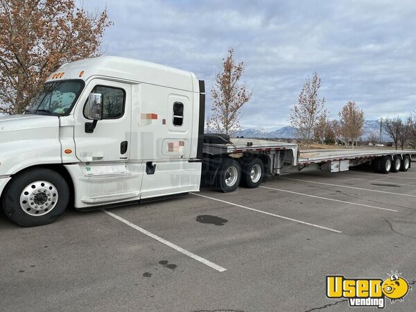 2015 Cascadia Evolution Sleeper Cab Semi Truck Freightliner Semi Truck Utah for Sale