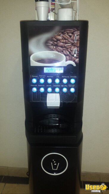 2015 Coffee Vending Pros 12 Selection Coffee Vending #cvp Coffee Vending Machine Texas for Sale