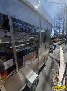 2015 Compact Coffee Concession Trailer Beverage - Coffee Trailer Concession Window New Jersey for Sale