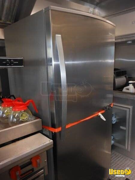 2015 Custom Built Kitchen Food Trailer Pro Fire Suppression System New Mexico for Sale - 11