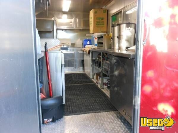 2015 Custom Built Kitchen Food Trailer Propane Tank New Mexico for Sale - 4