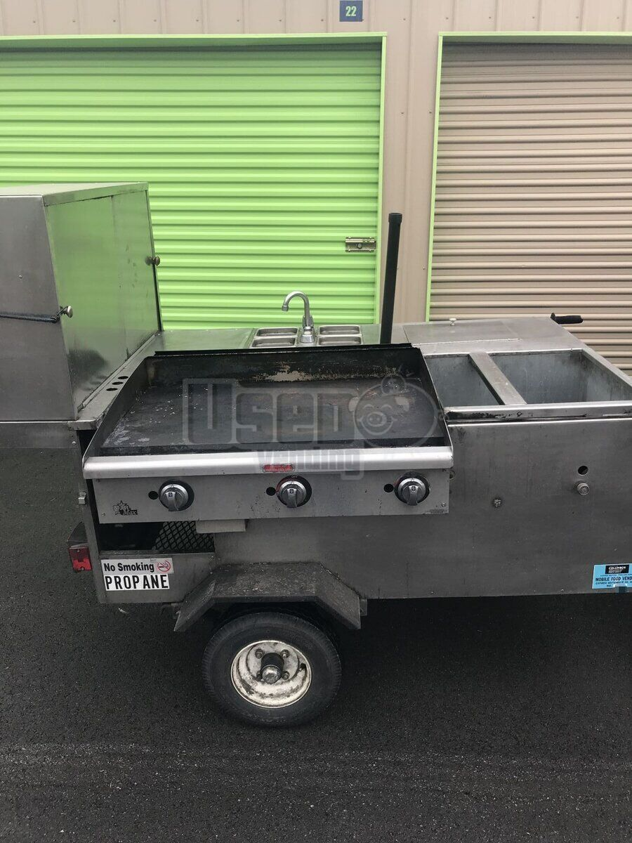 2015 Custom Cart Propane Tanks Ohio for Sale - 3