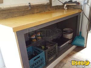 2015 Custom Concession Trailer Fresh Water Tank Colorado for Sale