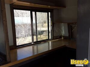2015 Custom Concession Trailer Hot Water Heater Colorado for Sale