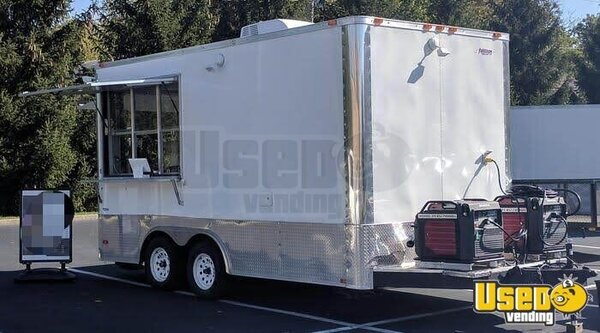 2015 Custom Concession Trailer Indiana for Sale