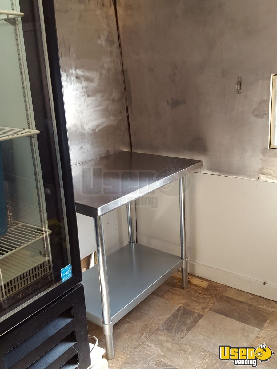 2015 Custom Concession Trailer Work Table Colorado for Sale - 10