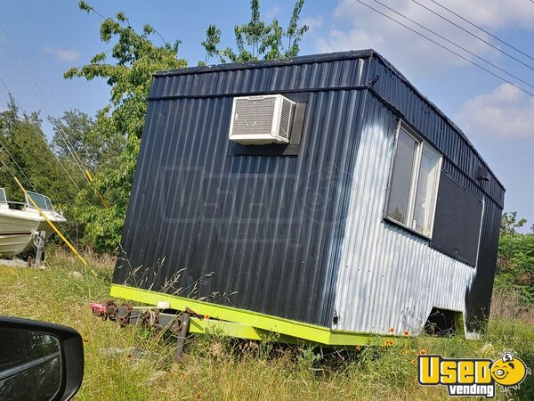 2015 Custom Kitchen Food Trailer Texas for Sale