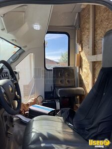 2015 Express Luxury Mobile Barbershop Mobile Hair Salon Truck A/c Power Outlets Arizona Gas Engine for Sale