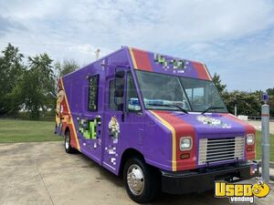 2015 F59 Step Van Kitchen Food Truck All-purpose Food Truck Insulated Walls Alabama Gas Engine for Sale