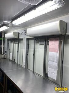 2015 F59 Step Van Kitchen Food Truck All-purpose Food Truck Upright Freezer Alabama Gas Engine for Sale