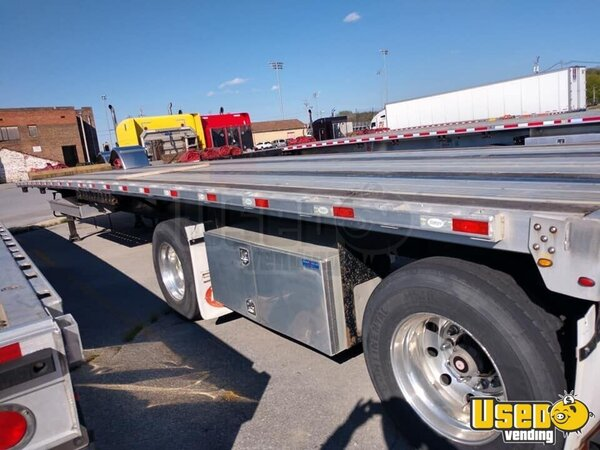 2015 Flatbed Trailer Tennessee for Sale