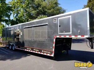2015 Food Concession Trailer Concession Trailer Air Conditioning California for Sale