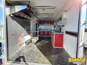 2015 Food Concession Trailer Concession Trailer Exhaust Hood Oklahoma for Sale