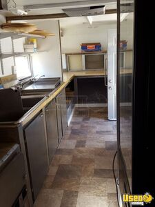 2015 Food Concession Trailer Concession Trailer Exterior Lighting Colorado for Sale