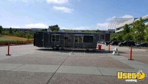 2015 Food Concession Trailer Concession Trailer Generator California for Sale