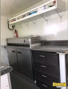 2015 Food Concession Trailer Concession Trailer Generator Wisconsin for Sale