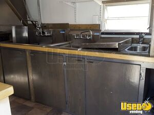 2015 Food Concession Trailer Concession Trailer Gray Water Tank Colorado for Sale