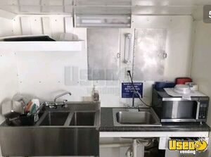 2015 Food Concession Trailer Concession Trailer Pizza Oven Wisconsin for Sale