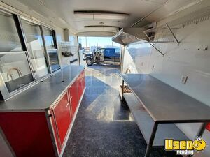 2015 Food Concession Trailer Concession Trailer Stovetop Oklahoma for Sale