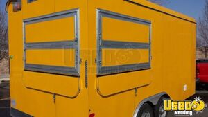 2015 Food Concession Trailer Kitchen Food Trailer Air Conditioning Utah for Sale