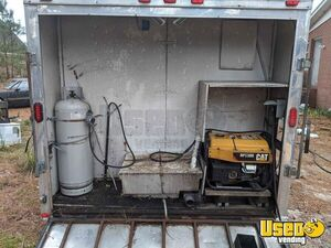 2015 Food Concession Trailer Kitchen Food Trailer Awning North Carolina for Sale