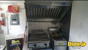 2015 Food Concession Trailer Kitchen Food Trailer Deep Freezer Maryland for Sale