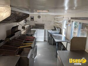 2015 Food Concession Trailer Kitchen Food Trailer Exterior Customer Counter North Carolina for Sale