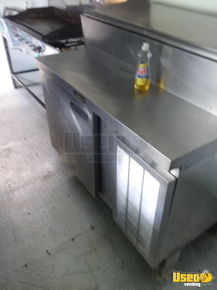 2015 Food Concession Trailer Kitchen Food Trailer Exterior Customer Counter Texas for Sale - 5