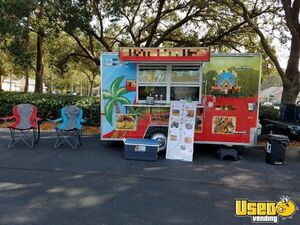 2015 - 6' x 12' Food Concession Trailer for Sale in Florida!!!