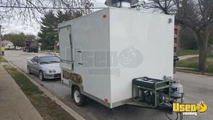 2015 Food Concession Trailer Kitchen Food Trailer Generator Maryland for Sale