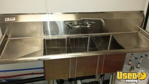 2015 Food Concession Trailer Kitchen Food Trailer Generator Utah for Sale