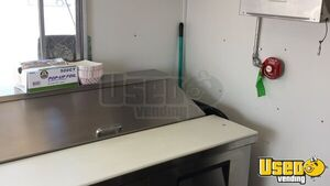 2015 Food Concession Trailer Kitchen Food Trailer Stovetop Utah for Sale
