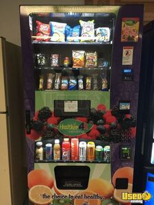 2015 Healthier 4 U Vending/ Model 3589 Healthier 4 U Combo Machine 2 Florida for Sale