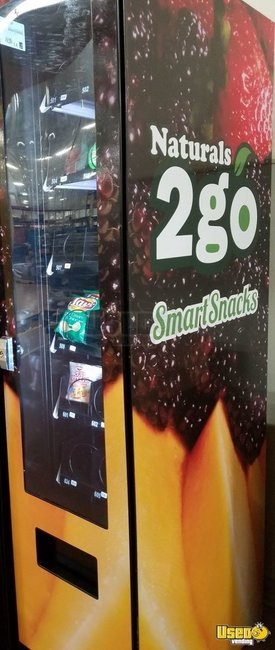 2015 Healthy Vending Machine Texas for Sale