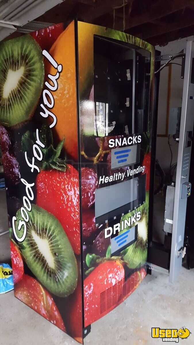 2015 Healthy You Vending Combo 3 New Hampshire for Sale - 3