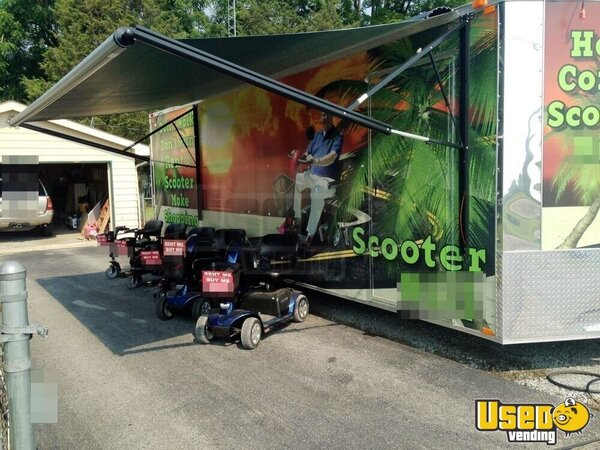2015 Husky Trailer & Pride Scooters Other Mobile Business Indiana for Sale
