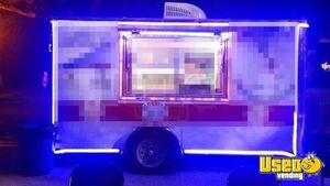 2015 Ice Cream Trailer Pro Fire Suppression System Florida for Sale