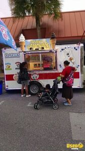 2015 Ice Cream Trailer Soft Serve Machine Florida for Sale