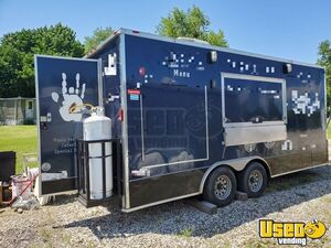 2015 Kitchen Concession Trailer Kitchen Food Trailer Concession Window Wisconsin for Sale