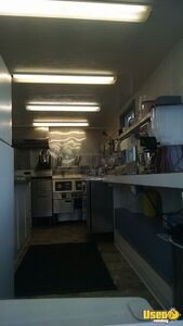 2015 Kitchen Food Concession Trailer Kitchen Food Trailer Insulated Walls Oregon for Sale